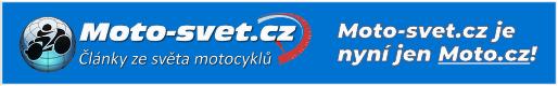 Moto-svet.cz je zcela nový!