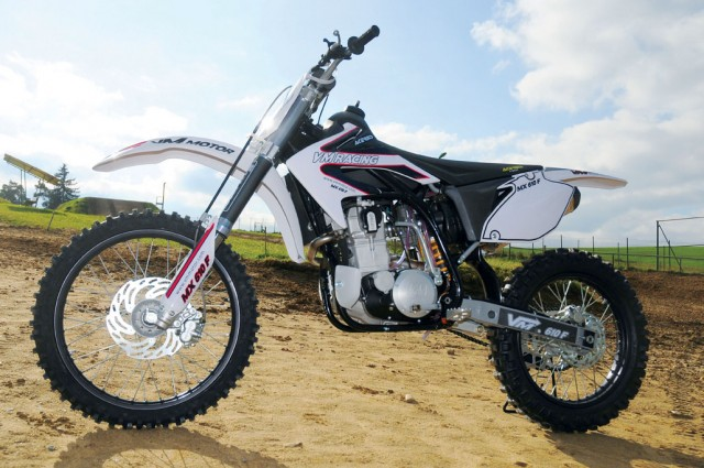 VM 610F Motocross - Made in Czech republic