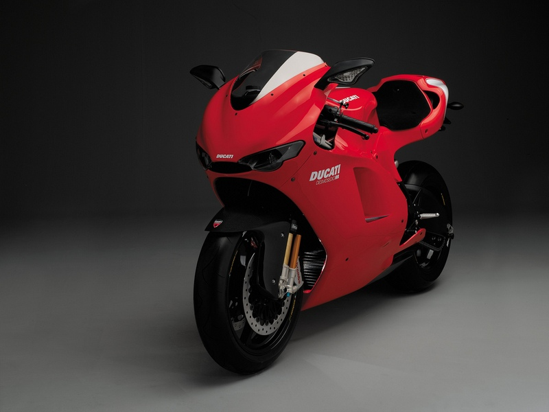 Ducati Desmosedici RR - když se sen stane skutečností