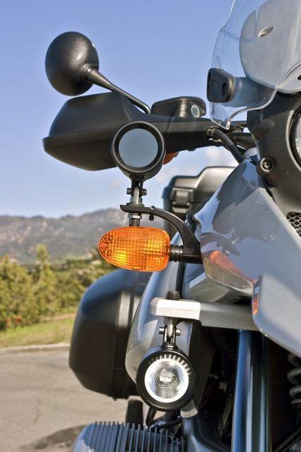 Noční vidění na motocyklech