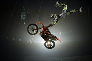 FMX GLADIATOR GAMES 10