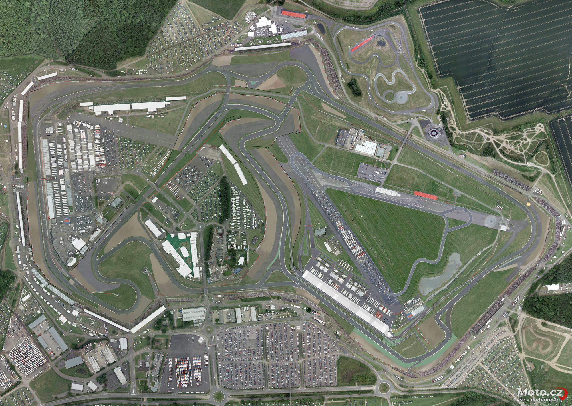 013 - Silverstone Arena Circuit